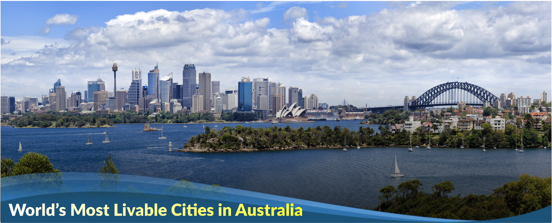 world's most livable cities in aus